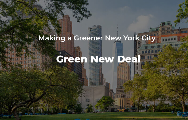 Green New Deal NYC