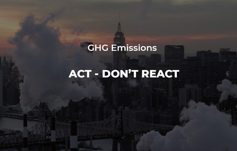 GHG EUI Emissions in nyc