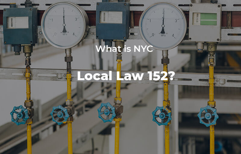 NYC Local Law 152