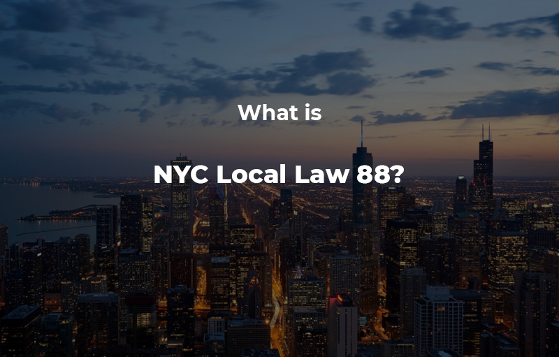 NYC Local Law 88