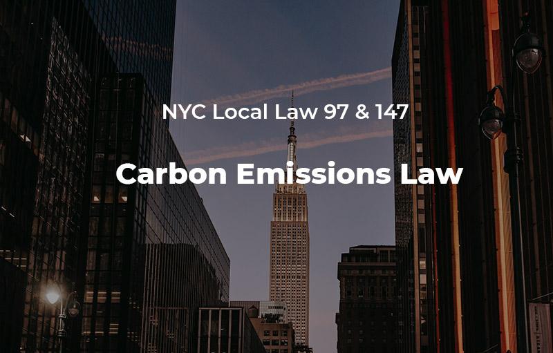 NYC LL 97 - 147