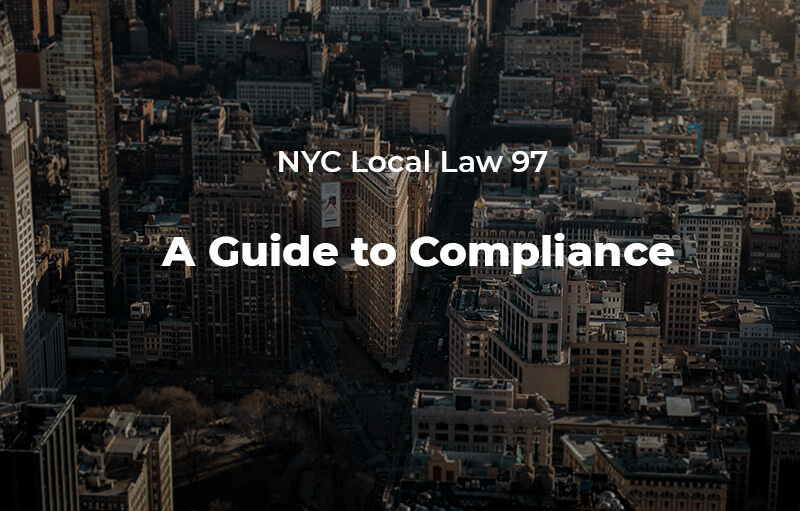 NYC Local Law 97 Compliance